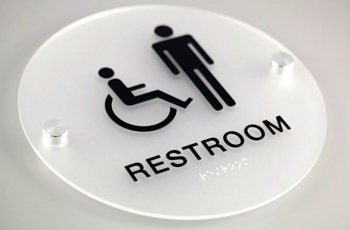 Braille Tactile2 - Braille Tactile Signs for Helping Visually Impaired Customers