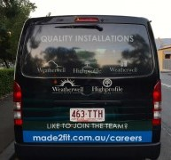Custom Bumper Stickers Sydney