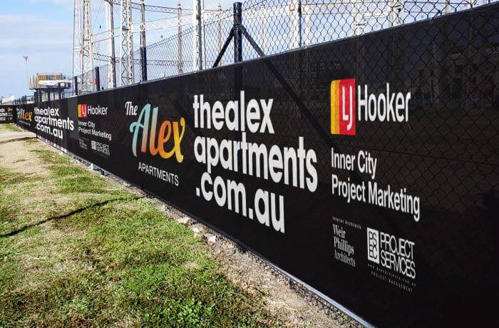 Mesh Banners Printing Sydney