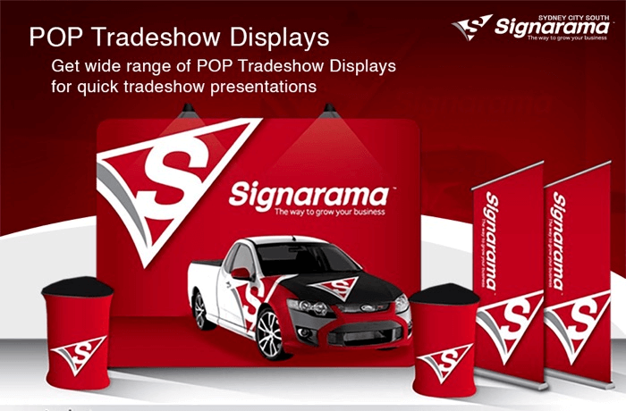 POP Tradeshow Display 700x460 - POP Tradeshow Displays Sydney