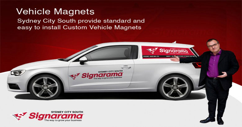 Vehicle Magnets 780 - Vehicle Magnets Printing Sydney